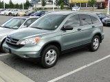 2010 Opal Sage Metallic Honda CR-V LX #64664517