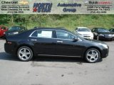 2012 Black Granite Metallic Chevrolet Malibu LT #64663749
