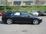 2012 Black Granite Metallic Chevrolet Malibu LT #64663748