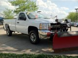 2010 Chevrolet Silverado 2500HD Regular Cab 4x4 Plow Truck Data, Info and Specs
