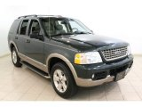 2003 Aspen Green Metallic Ford Explorer Eddie Bauer 4x4 #64664427