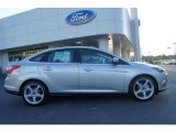 2012 Ingot Silver Metallic Ford Focus Titanium Sedan #64663651