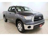 2010 Slate Gray Metallic Toyota Tundra Double Cab 4x4 #64664415