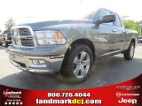 2012 Mineral Gray Metallic Dodge Ram 1500 Big Horn Quad Cab #64663632