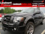 2010 Tuxedo Black Ford Expedition EL Limited #64821488