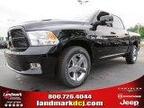 2012 Black Dodge Ram 1500 Sport Crew Cab #64821474