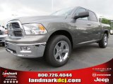 2012 Mineral Gray Metallic Dodge Ram 1500 Big Horn Crew Cab #64821470