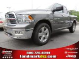 2012 Mineral Gray Metallic Dodge Ram 1500 Big Horn Quad Cab #64821466