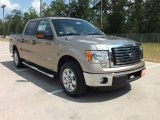 2012 Pale Adobe Metallic Ford F150 XLT SuperCrew #64821952