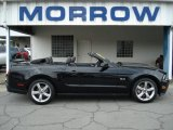 2011 Ebony Black Ford Mustang GT Premium Convertible #64821443