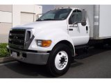 2006 Ford F650 Super Duty XLT Regular Cab Moving Truck Data, Info and Specs