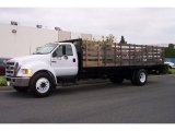 2006 Ford F650 Super Duty XLT Regular Cab Stake Truck Data, Info and Specs