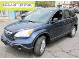 2008 Royal Blue Pearl Honda CR-V EX 4WD #64821424