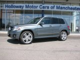 2012 Sapphire Grey Metallic Mercedes-Benz GLK 350 4Matic #64821637