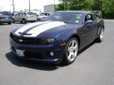 2010 Imperial Blue Metallic Chevrolet Camaro SS Coupe #64821347