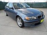 2003 Steel Blue Metallic BMW 3 Series 330i Sedan #64821585