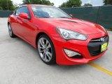 2013 Tsukuba Red Hyundai Genesis Coupe 3.8 R-Spec #64821582