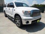 2012 Super White Toyota Tundra Texas Edition CrewMax 4x4 #64821578