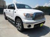 2012 Super White Toyota Tundra Texas Edition CrewMax #64821577