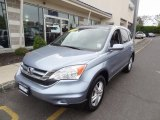 2010 Glacier Blue Metallic Honda CR-V EX-L AWD #64821806