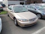 2002 Naples Gold Metallic Honda Accord EX Sedan #64821278
