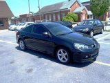 2006 Nighthawk Black Pearl Acura RSX Type S Sports Coupe #64821775