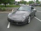 2007 Meteor Grey Metallic Porsche 911 Carrera Coupe #64821774
