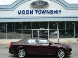 2012 Bordeaux Reserve Metallic Ford Fusion SEL V6 #64821538