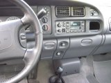1999 Dodge Ram 1500 Sport Regular Cab 4x4 Controls