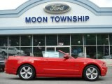 2013 Race Red Ford Mustang GT Convertible #64821533