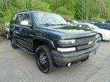 2004 Black Chevrolet Tahoe Z71 4x4 #64821530