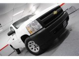 2008 Summit White Chevrolet Silverado 1500 Work Truck Regular Cab #64821757