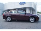 2012 Bordeaux Reserve Metallic Ford Fusion SE #64821499