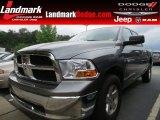 2011 Mineral Gray Metallic Dodge Ram 1500 SLT Crew Cab 4x4 #64821496