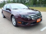 2012 Bordeaux Reserve Metallic Ford Fusion S #64870551
