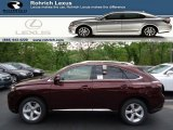 2013 Claret Red Mica Lexus RX 350 AWD #64869998