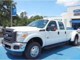 2012 Ford F350 Super Duty XL Crew Cab 4x4 Dually Data, Info and Specs