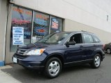 2010 Royal Blue Pearl Honda CR-V LX AWD #64870460