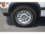 Dodge Dakota 1992 Wheels and Tires