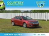 2011 Red Candy Metallic Ford Fusion SEL V6 #64870415