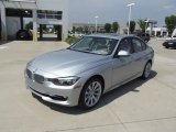 2012 Glacier Silver Metallic BMW 3 Series 328i Sedan #64870126