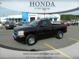 2009 Dark Cherry Red Metallic Chevrolet Silverado 1500 LS Regular Cab #64870122