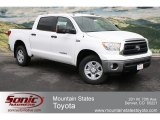 2012 Super White Toyota Tundra CrewMax 4x4 #64869802