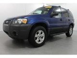 2006 Sonic Blue Metallic Ford Escape XLT V6 4WD #64869777