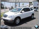 2010 White Diamond Tricoat Buick Enclave CXL AWD #64870069