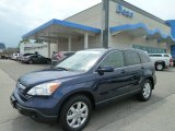 2007 Royal Blue Pearl Honda CR-V EX-L 4WD #64925010
