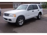 2004 Oxford White Ford Explorer XLT #64925266