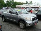 2008 Silver Sky Metallic Toyota Tundra SR5 Double Cab 4x4 #64924714