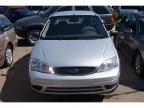2005 CD Silver Metallic Ford Focus ZX4 SE Sedan #64925256