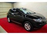 2011 Super Black Nissan Murano SL #64924705